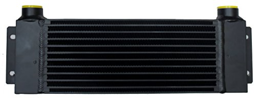 NEW Replacement Mobile Hydraulic Oil Cooler, 0-30 GPM, 9 HP; Model -
