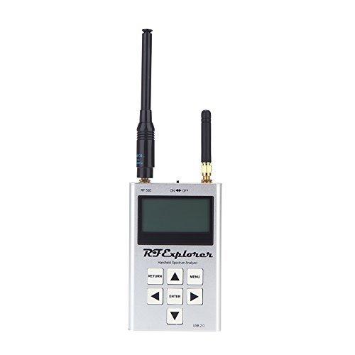 docooler RF Explorer-3G Combo 15-2700 MHz Handheld Digital Spectrum Analyzer LCD Display 15-2700 MHz 112KHz - 600MHz 113*70*25mm ()