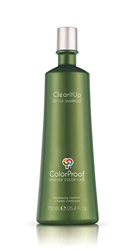 (ColorProof ClearItUp Detox Shampoo, 25.4 fl. Oz.)