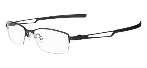 01 Eyeglasses Black Frame - 3