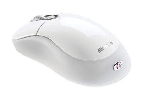 Microsoft Wireless Optical Ice Mouse Special Edition Mice at amazon