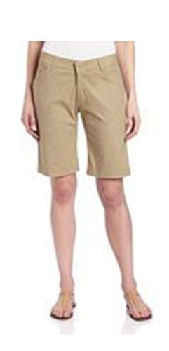 - DKNY Jeans Ladies' Bermuda Short, Khaki, 14