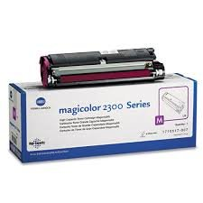 Genuine OEM brand name KMBS 2300DL/2300W Magenta HI- CAP Toner (4.5K Yield) 1710517007