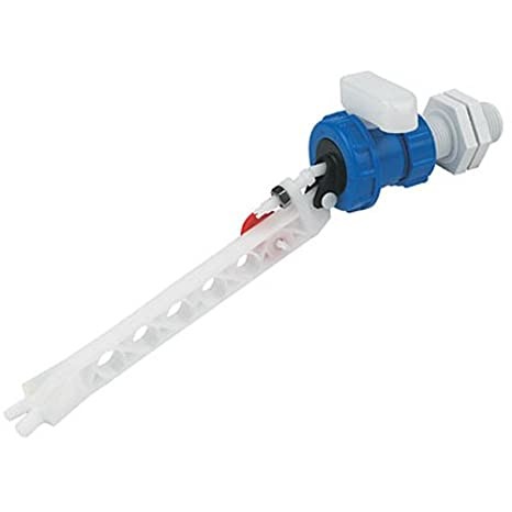 White Merriway BH05752 Delchem Traditional Side Entry Filling Valve