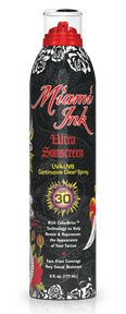(2008 Miami Ink Tattoo Fade Shield Continuous Spray)