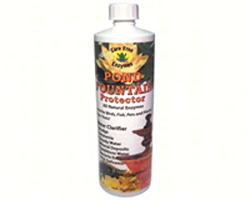 2 PACK Fountain/Pond Protector 16 oz. by Care Free Enzymes