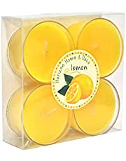 Horizon Candle Capsule tealight Candle 4 pieces