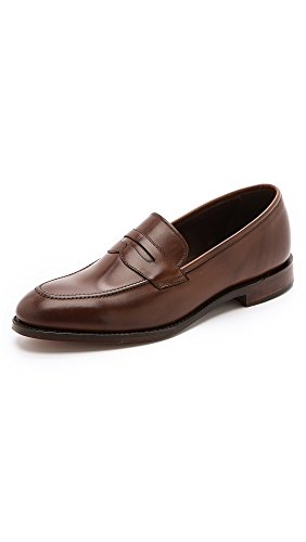 loake-1880-mens-whitehall-burnished-saddle-loafers-dark-brown-9-uk-10-dm-us-men