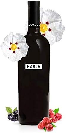 HABLA Nº19 Vino Tinto - 750 ml: Amazon.es: Alimentación y bebidas