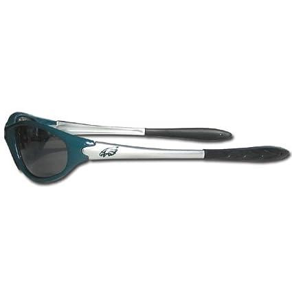 e45beecef51d Image Unavailable. Image not available for. Color  NFL Philadelphia Eagles  Sleek Wrap Sunglasses