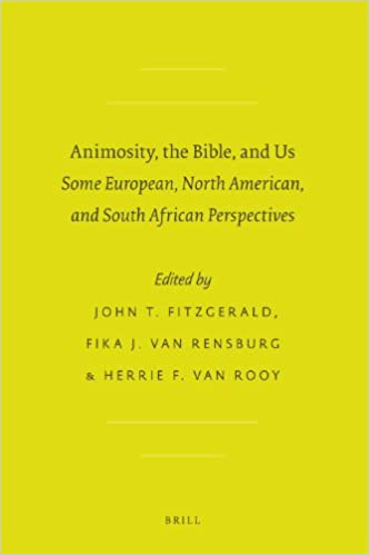 Animosity, the Bible, and Us (Sbl - Global Perspectives on