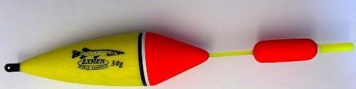 Exner Pose Dorka gelb 30g Pose Schwimmer Raubfischpose Raubfischschwimmer