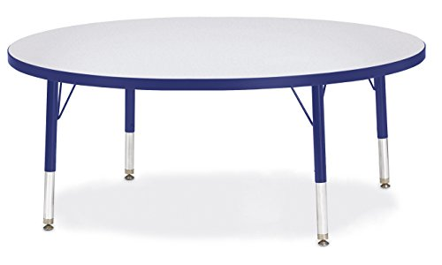 Berries 6433JCT003 Round Activity Table, T-Height, 48