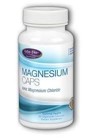 Magnesium Chloride 140mg 90 Capsules