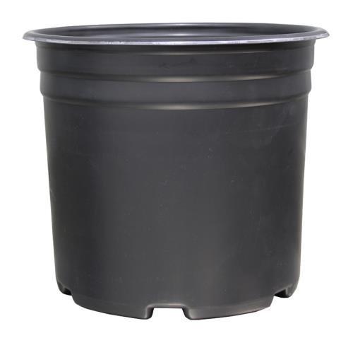 Gro Pro Thermoformed Nursery Pot 5 Gallon, 5-Pack