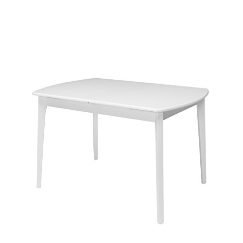 CorLiving DSH-610-T Dillon Dining Table White