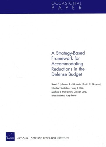 A Strategy-Based Framework for Accommodating Reductions in the Defense Bud