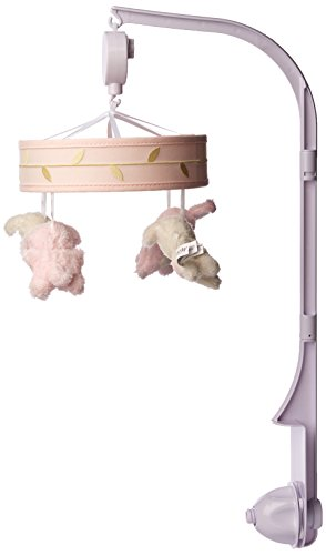 Lambs-Ivy-Confetti-HeartBunny-Musical-Mobile-PinkGold