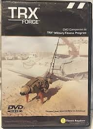 TRX Military Force Fitness Program  DVD ONLY