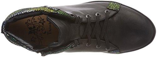 sz Donna 282977 kombi Alto Collo Sneaker Think Nero Seas 09 A 81xZqST