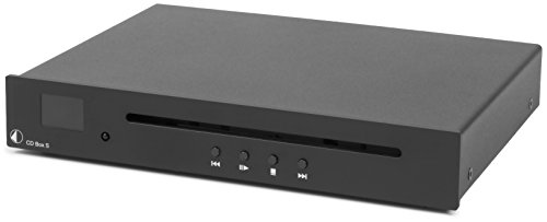 Pro-Ject CD Box S Audiophile Home CD Player,Black