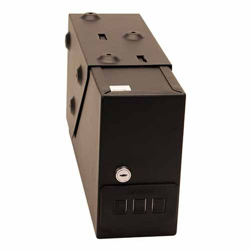 Stack-On QAS-1514 Quick Access Single Gun Safe with Electronic Lock by Stack-On