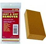 Professional Soot And Dirt Sponge - 1 Each