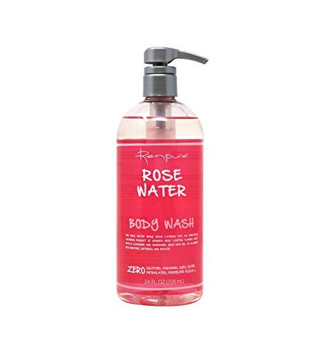 Renpure Rose Water Body