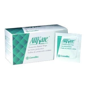 ConvaTec 37444 Allkare Protective Barrier Wipes By Convatec (Pack of 100) - Protective Barrier Wipes