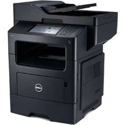 Amazon.com: Dell B3465dnf Mono 50ppm Laser Multifunction ...