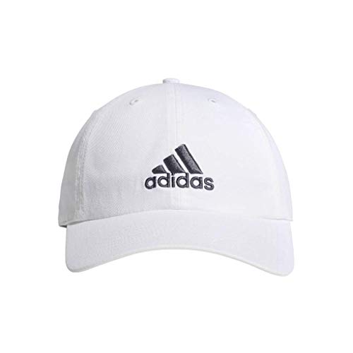 adidas Men's Ultimate Relaxed Adjustable Cap, White/Onix, One -