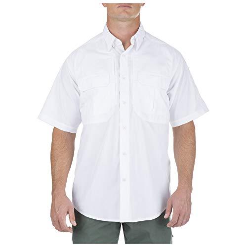 5.11 Camisa con botones tácticos Taclite Pro de manga corta con bolsillos ocultos, estilo 71175