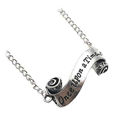 Superheroes Brand Once Upon A Time Necklace Pendant w/Gift Box Fantasy Drama TV Series by ()
