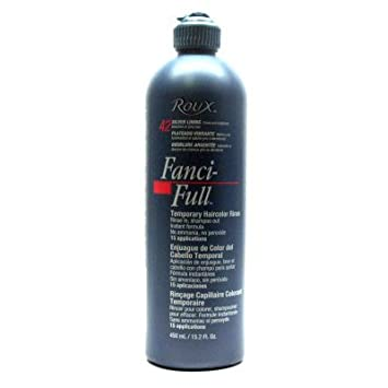 Amazon Roux Fanci Full Temporary Color Rinse 42 Silver Lining