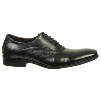 Kenneth Cole Reaction Mens Jig-Saw Black Oxford 8 M 2hsGchcfk4