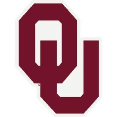 Stockdale Oklahoma Sooners Perforated Vinyl Window Decal