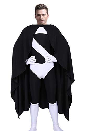 Syndrome From The Incredibles Costumes - Snow Flying Adults Kids Lycra Spandex