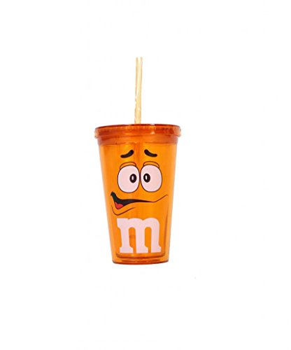 mms-candy-character-face-orange-tumbler-cup-and-lid-orange