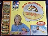 MicroSmart Perfect Gourmet Omelet Set (As Seen Tv)