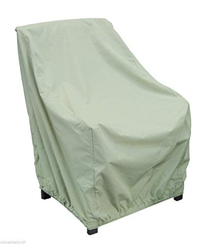Treasure Garden Protective Patio Furniture Cover CP241 for Deep Seat Club Chairs by Nessagro