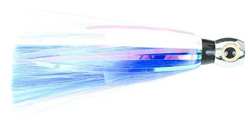 (Iland Sea Star Flasher Lure, 6-3/4-Inch, Blue/White)