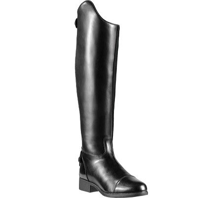 Ariat Bromont Insulated Tall Boots - Ladies Waxed Black - Size:7 ...
