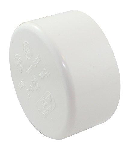 Canplas 414263BC PVC Sew 3 Cap Slip - End Cap Slip