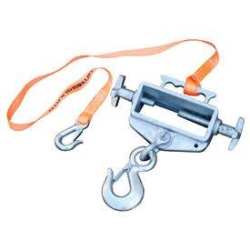 Vestil S-FORK-4-6-RL Hoisting Hook Single Fork Rigid Latch