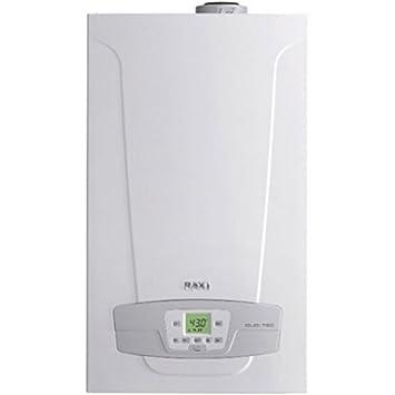 Baxi LUNA Duo-tec 33 Sin depósito (instantánea) Sistema de calentador combinado Vertical