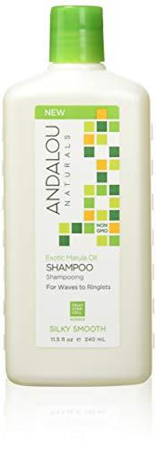 Andalou Naturals Marula Oil Shampoo, 11.5 Ounce