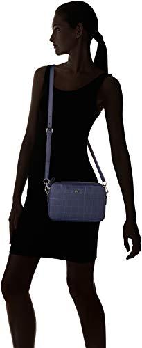 femme Lacoste Peacoat Sac Limoges Bleu bandouliere Nf2599dt drSxr