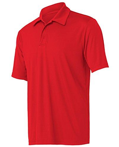 Opna Mens Dry-Fit Golf Polo (Interlock Golf Shirt)