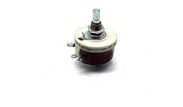 25W Ohmite//Arcol Aluminum 1/% Mil-Spec Wirewound Resistor 10 Ohm