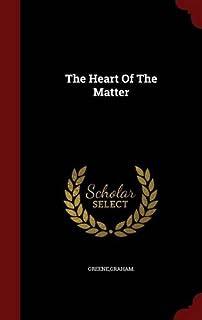the heart of the matter graham greene analysis